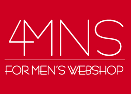 For men's webshop